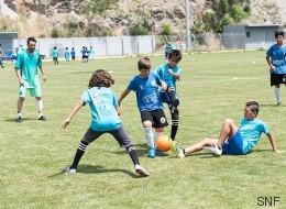 To Ίδρυμα Σταύρος Νιάρχος και το Ίδρυμα FC Barcelona στο πλευρό των παιδιών προσφύγων