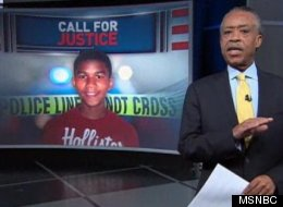 WATCH: Al Sharpton Speaks Out On Trayvon Martin Killing