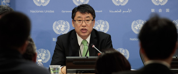NORTH KOREAN DEPUTY TO THE UNITED NATIONS