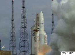 Επιτυχημένη η εκτόξευση του Hellas SAT 3.  Ελλάδα και Κύπρος σε τροχιά