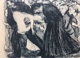 Κορυφαίοι χαράκτες «παίζουν» στο Τριανόν: Μια διαφορετική έκθεση στον ιστορικό κινηματογράφο της Πατησίων