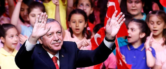 ERDOGAN HAS CHILDREN