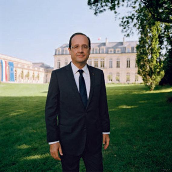 Emmanuel Macron dévoile son portrait officiel (et les coulisses)