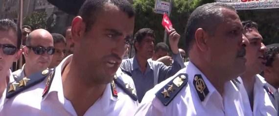 DEMONSTRATIONS JUNE 30 EGYPT OFFICERS