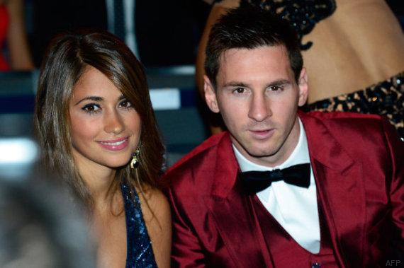 La liste des stars invitées au mariage de Messi (photos)