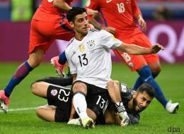 Chile - Deutschland im Live-Stream: Confed-Cup-Finale online sehen, so geht's - Video