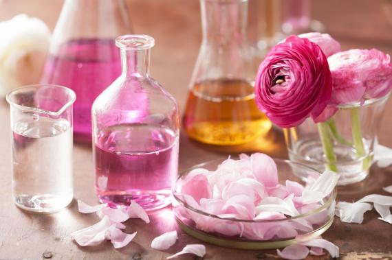 perfumes flowers