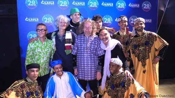 band of gnawa