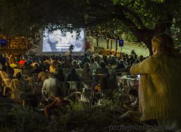 Το σινεμά επιστρέφει στο χωριό: Κινηματογραφικές προβολές κάτω απ' τα αστέρια στον Παρθενώνα Χαλκιδικής