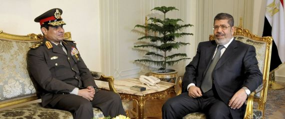 EGYPTIAN DEFENSE MINISTER ABDEL FATTAH ALSISI