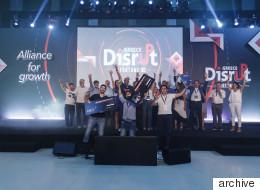 Ολοκληρώθηκε ο διαγωνισμός Disrupt Greece: Ποιοι νικητές ξεχώρισαν