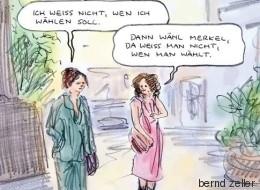 Das macht Merkel für Wechselwähler attraktiv