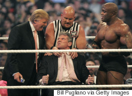 Wrestling With The Truth - Trump And The Power Of Performance Politics