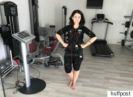 Δοκιμάσαμε το EMS και βιώσαμε πως είναι να κάνεις γυμναστική ενώ σε «χτυπάει» ηλεκτρισμός