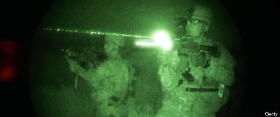 AFGHANISTAN NIGHT RAIDS