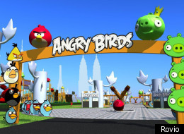 Angry Birds Adventure Parks