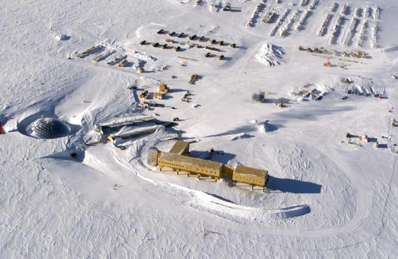 the amundsen station