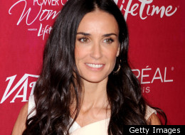 Demi Moore Taps Fountain Of Youth in New Ad