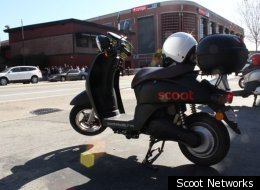 Scoot Networks San Francisco