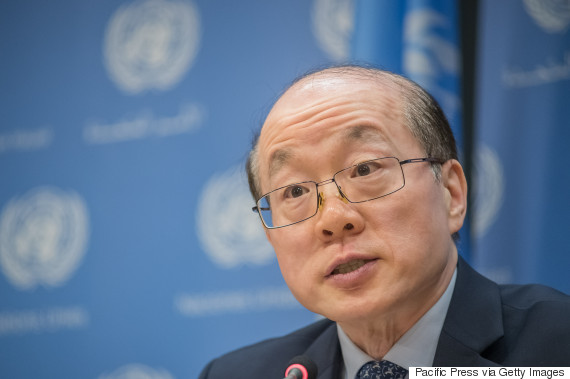 china ambassador