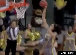 Brittney Griner Dunk Baylor Ncaa Tournament