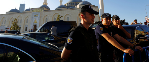 ISTANBUL POLICE