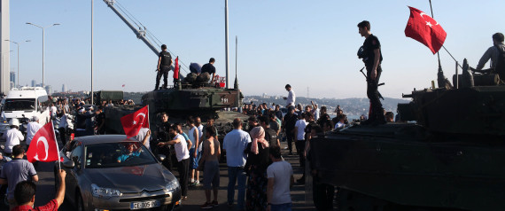 TURKEY COUP