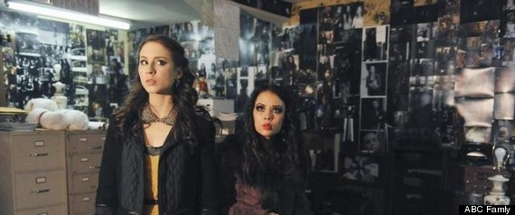 'Pretty Little Liars' Recap: Season 2 Finale Gets 'Psycho ...