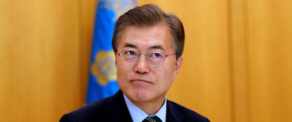MOON SOUTH KOREA
