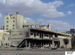 Ιατρική φροντίδα στη δυτική Μοσούλη: «Δεν υπάρχουν ήρωες σ' αυτή την ιστορία, μόνο θύματα»