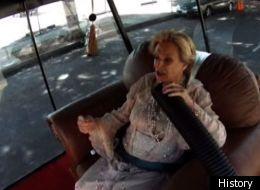 Cloris Leachman top gear