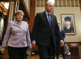 Merkel mahnt Erdogan: