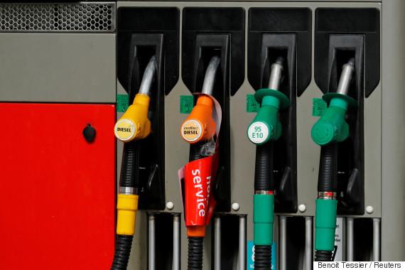 france gasoline