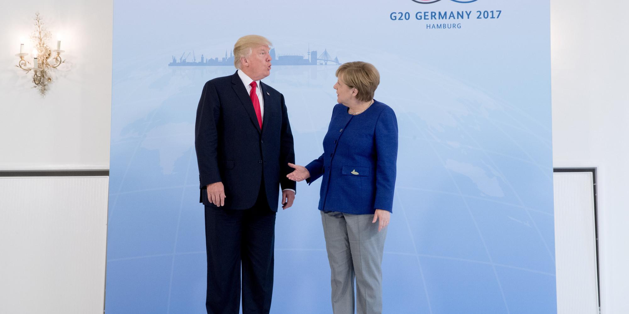 G20 Im Live Stream Polit Treffen In Hamburg Online Sehen So Gehts