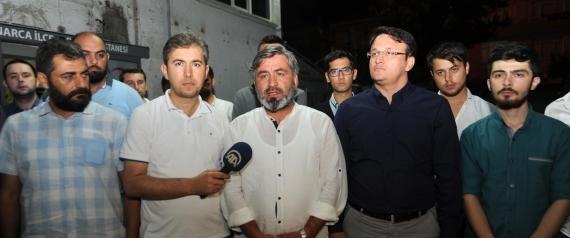 TURKEY MURDER