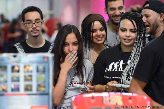 comiccon tunisia