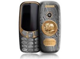 نسخة من هاتف نوكيا 3310 بسعر 2,500 دولار.. ما علاقته بترامب وبوتين؟