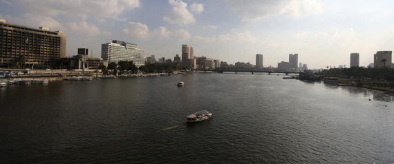 NILE RIVER EGYPT