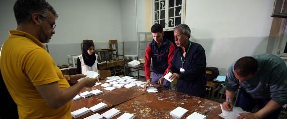 ALGERIA VOTE