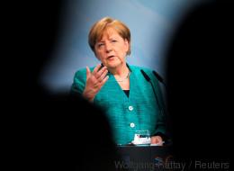 Beim G20-Gipfel wich ein Politiker nicht von Angela Merkels Seite - und es war nicht Donald Trump
