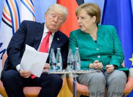 Als das Mikrofon schon lief: So verzweifelt versuchte Merkel, Trump, Xi und Erdogan bei der Stange zu halten