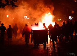 Die Reaktionen auf die Ausschreitungen in Hamburg zeigen, wie ähnlich Linke und Rechte sich sind
