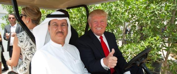 TRUMP DUBAI HUSSEIN SAJWANI