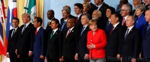 G20 MERKEL TRUMP