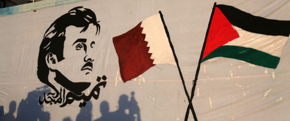 QATAR AND GAZA