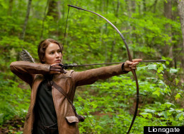 Katniss Hunger Games Archer