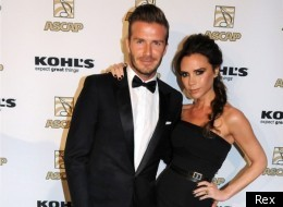 David And Victoria Beckham Enjoy Rare Couple's Night Out At Latin Music Awards