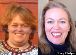 'The Moment I Knew I Had To Lose Weight'