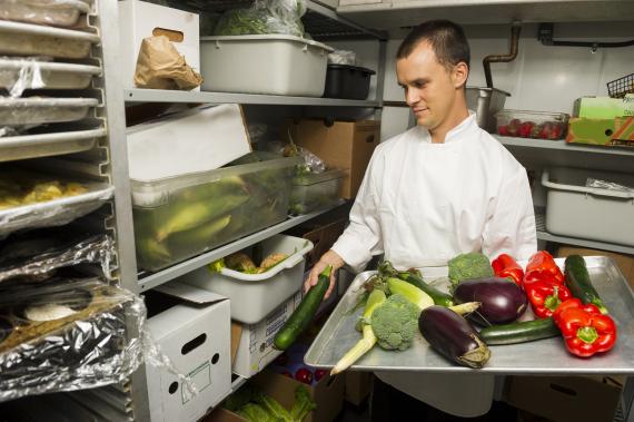 fridge resturant