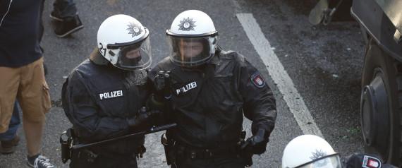 HAMBURG POLICE